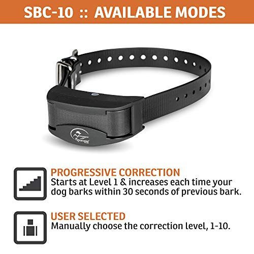 sport dog training Bark collars