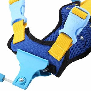 Blind dog harness and fittings
