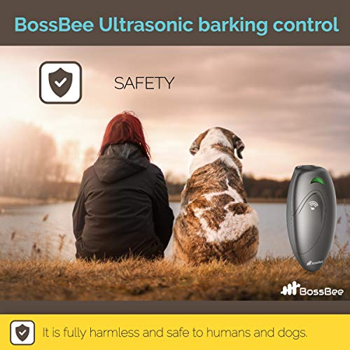 STOP BARKING BOSSBEE DEVICE