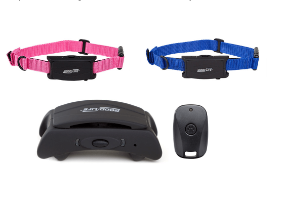 bark wise device and collars