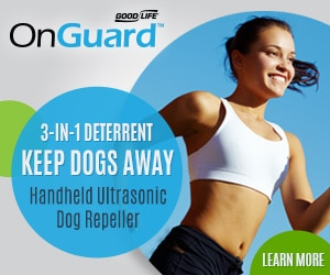 on guard handheld no bark device by goodlife