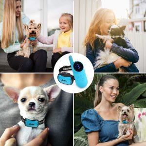 eXuby - Tiny Shock Collar for Small Dogs